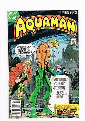 Aquaman # 62 And the Walls Came Tumblin' Down ! grade 9.0 scarce book !!