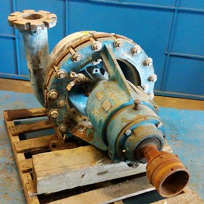 "Allis-Chalmers 4"" X 8"" Centrifugal Pump F9B1 391"