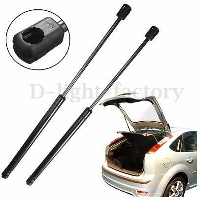 2 Pcs Rear Tail Gate Gas Struts Boot Holder Lifters Support Focus Hatchback Mkii