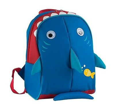 Navigate My Little Lunch SHARK Insulated Cooler Backpack Bag Child Picnic
