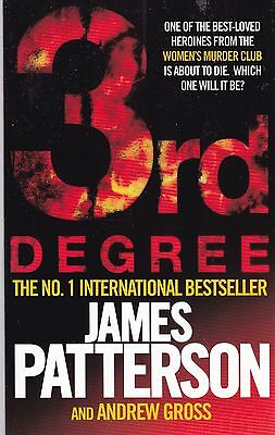3rd Degree By James Patterson (Paperback) - New Book
