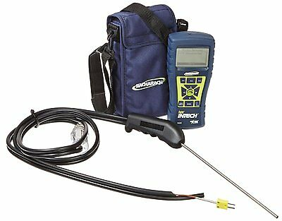 Bacharach Fyrite InTech 0024-8511 Combustion Analyzer (CO, O2) with Soft Case
