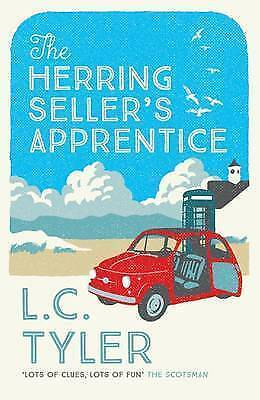 The Herring Seller's Apprentice by L. C. Tyler (Paperback) New Book