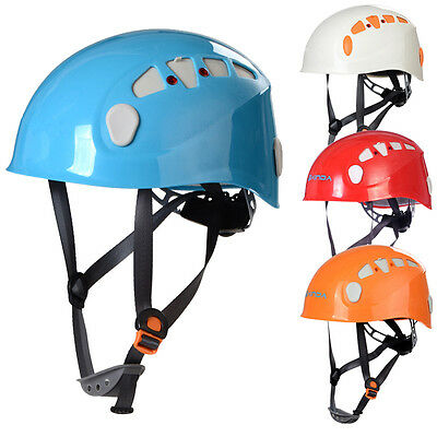 Climbing Caving Cycling Adult Safety Helmet Rock Sports Head Protective Gear