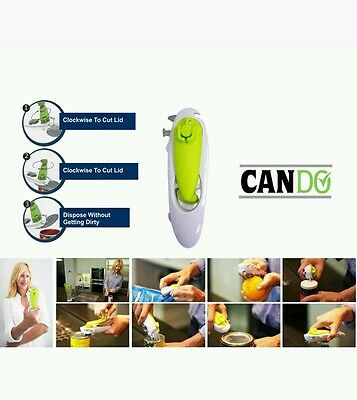 CanDo 8-in-1 Can Opener, Bottle Opener, Ultimate kitchen tool