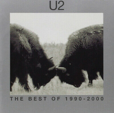 U2 : The Best of 1990-2000 CD 2 discs (2002) Incredible Value and Free Shipping!