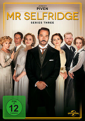Aisling Loftus - Mr. Selfridge, 3 DVD. Staffel.3