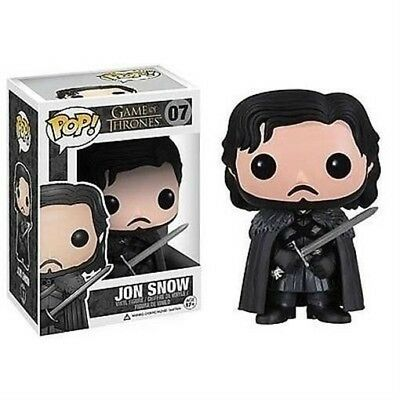 Funko - Game of Thrones Jon Snow Pop! Vinyl Figure #07 New In Box