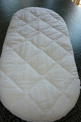 Bassinet  Protector Cotton Quilted >> -suit Baby Bjorn Bassinet / Cradle size <<