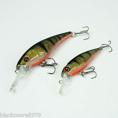 NGT KLONES 2pc PERCH PLUG LURE SET BRAND NEW AND PACKAGED POST FREE