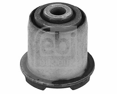 FEBI 11663 Control Arm-/Trailing Arm Bush Front Axle left or right Rear
