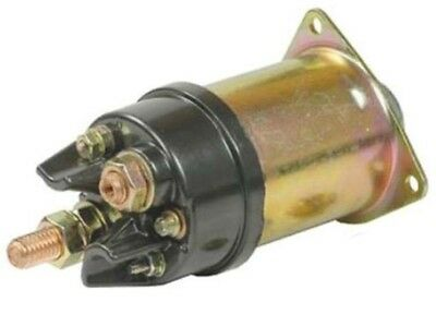 New 24 Volt 4 Terminal Solenoid For 41MT Starters Replaces Delco 1115641, D939A