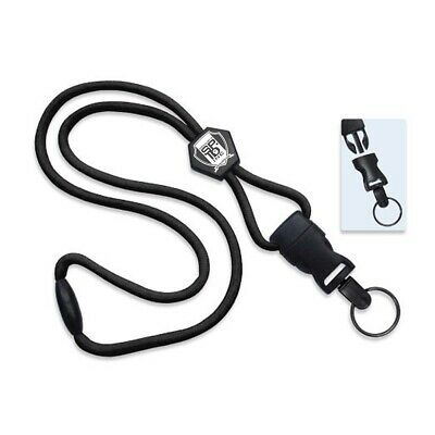 Heavy Duty Breakaway Lanyard with Detachable Key Ring & Slider by Specialist ID