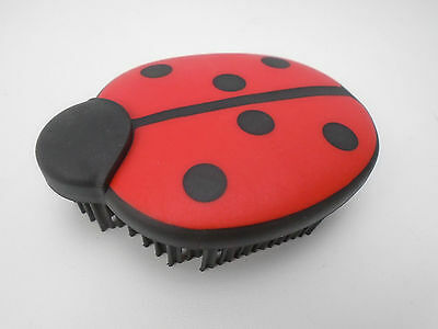 Ladybird Cloths Brush and Pet Hair Remover for Cloths, Furniture, Carpets