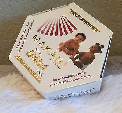 Makari Bebe Baby Cleanse Soap With Shea Butter And Almond oil