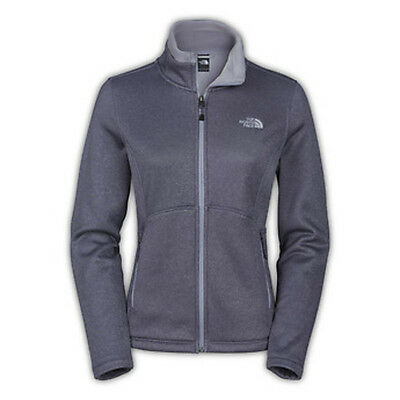 The North Face Women's Agave Hardface Fleece Jacket - Greystone