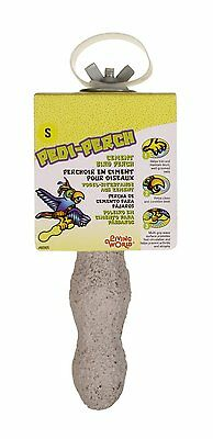 Living World Pedi-Perch (80905) [Small] [Product colors assorted]6 inches length