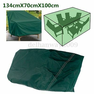 Waterproof Outdoor UV Anti Dirt Garden Patio Furniture Cover Table Chair Shelter
