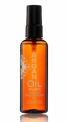 Argan Hair, Skin & Body Treatment Oil - Natural Pure Moroccan Ingredients -100ml