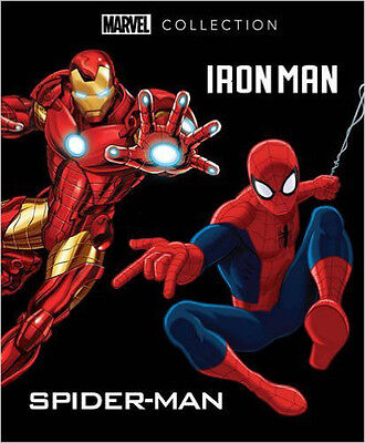 Marvel Collection Spider-Man Iron-Man (Marvel Movie Collection), New, Marvel Boo