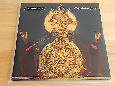 TIAMAT - The Scarred People 2LP  Gothic Metal PARADISE LOST MOONSPELL DRACONIAN