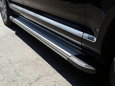 KIA SPORTAGE RUNNING BOARD STEP BAR SIDE STEPS BAR BOARD ACCESSORY 2010 to 2015