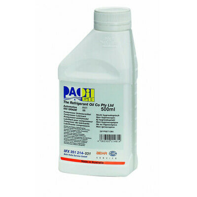 HELLA PAO Oil AA1 Plus UV - 500ml - 8FX351214-201