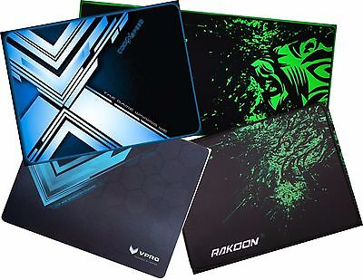 Large Gaming Mouse pads Anti Slip Mouse Mat - Rakoon, Vpro, CoolXSpeed
