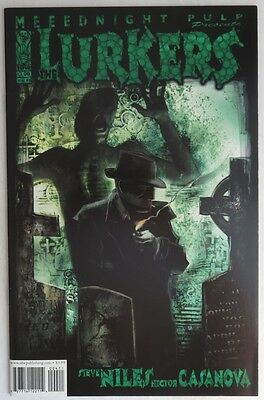 2005 The Lurkers 4-Part Limited Series  -   Vf/nm         (Inv5842)