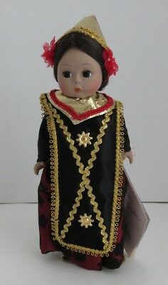 "Madame Alexander 7"" Indonesia Doll               (Inv11210)"