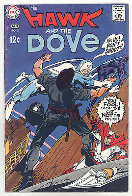 Hawk and the Dove #3 FN Kane