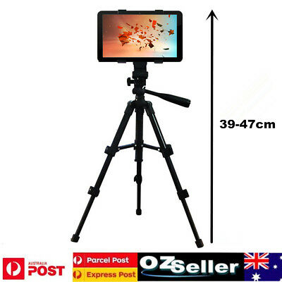 Foldable Tripod Stand Mount Holder Bracket for  iPad 2 3 4 MIni PC Adjustable