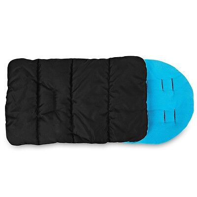 Oxford cloth Windproof Babies Sleeping Bag Cold-proof Stroller Mat Foot Cover