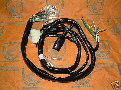 Honda CB500 CB 500 Four Kabelbaum original wire harness new