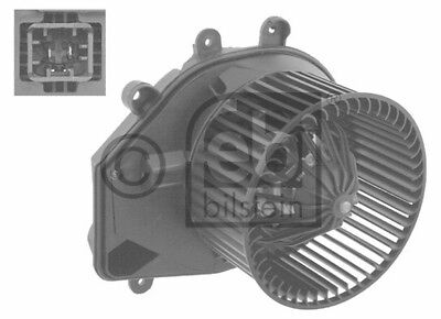 New Febi Bilstien Car Heater Motor - LHD Only Genuine OE Quality Part No 26615