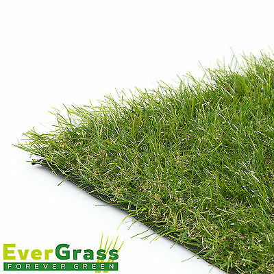 40mm Thick - Astro Artificial Grass Fake Lawn Garden Turf **FREE DELIVERY**