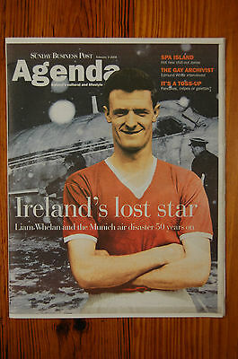 Sunday Business Post 'ireland's Lost Star'  Munich Air Disaster 1958 Man United