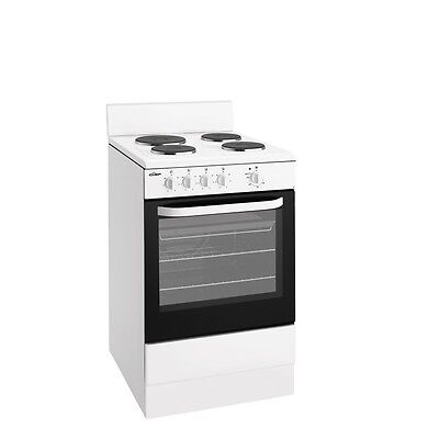 Chef CFE532WA 54cm Freestanding Electric Cooker