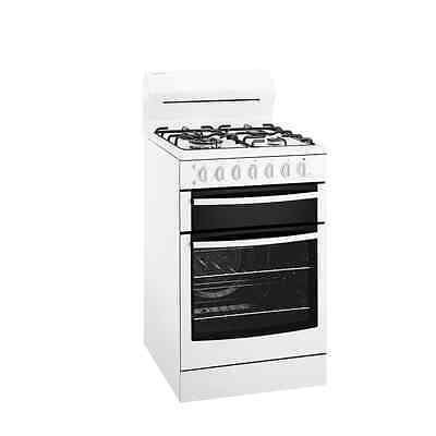 Westinghouse WLG517WANG 54cm Freestanding Gas Cooker with separate grill