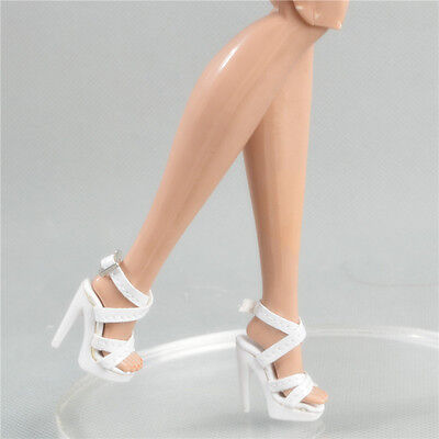 Shoes For Color Infusio Integrity Toys Fashion Royalty Jem Sherry white 16FR2-03
