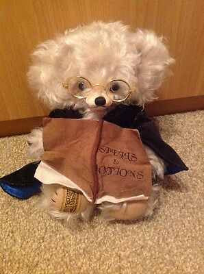 Merrythought Cheeky Spell Bound Bear, New With Tags 301/500