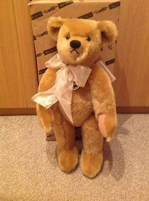 Dean's Limited Edition Coronation Street Bear 65/200O. Mint Condition. With Box