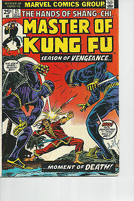 Master of Kung Fu 21 (1974)  FN+