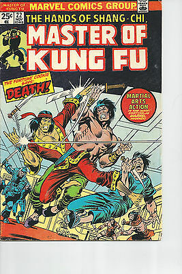 Master of Kung Fu 22 (1974) FN