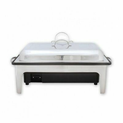 Chafer / Chafing Dish w Cover, Electric, 1/1 Food Pan, Sunnex, Buffet Warmer