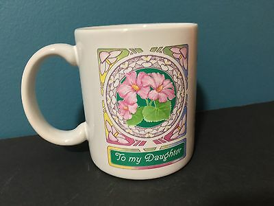 Avon Mother's Day Coffee Mug for Daughter