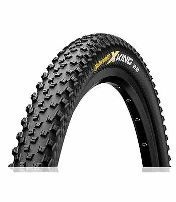 "Continental 27.5"" MTB Tyre 650B X King Folding Off Road Bicycle Tyres"