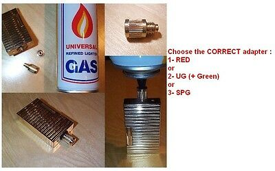 Gas Refill Adapter for REAL ST Dupont lighter ( encendedor isqueiro )