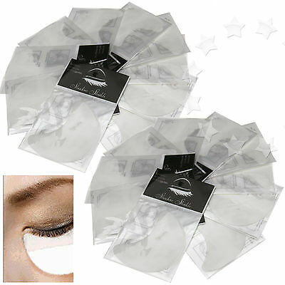 40PCS Under Eyes Shadow Shields Protector Pads Makeup Application