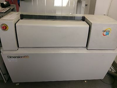 Presstek Dimension 400 Ctp